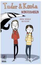Monsterdansen bokomslag barnbok Berghs förlag Annika Widholm