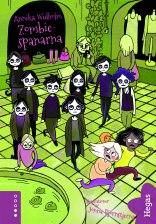 Zombiespanarna bokomslag barnbok